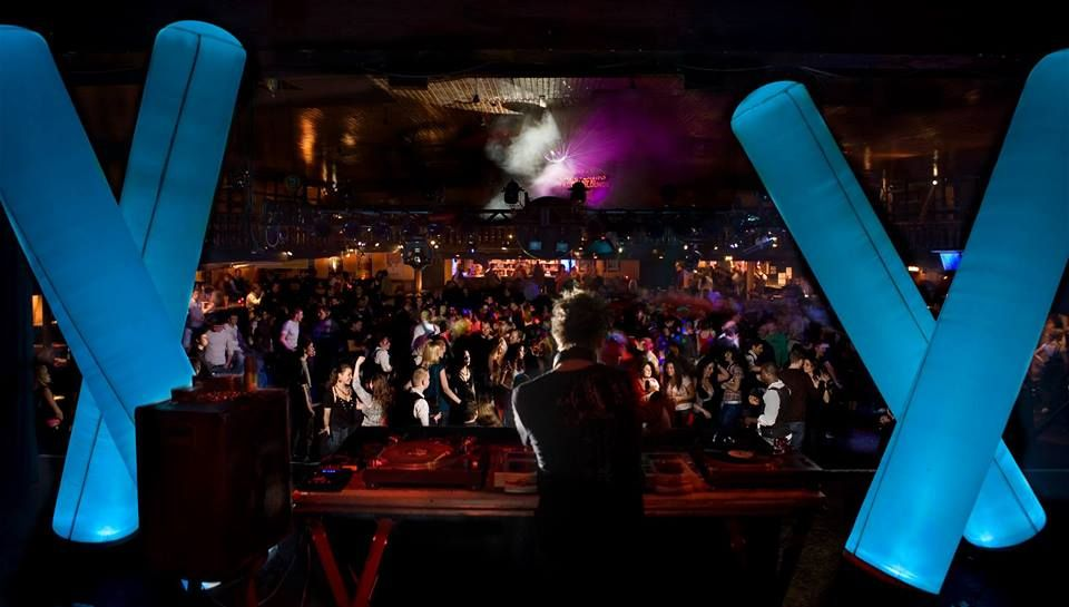 The Most Famous Spots of the Nightclub Scene in Hamburg
